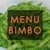 menu bimbo