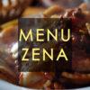 menu zena